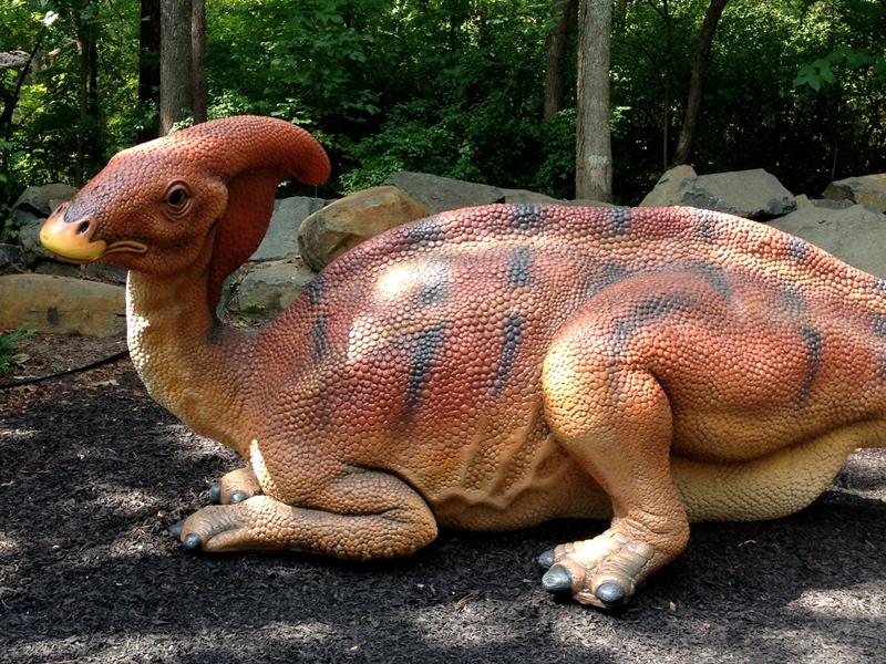 Dinosaur Parasaurolophus Information For Kids