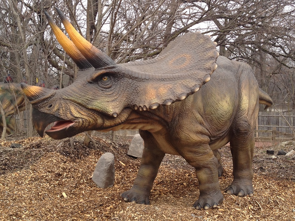 Triceratops: Facts About the Three-Horned Dinosaur