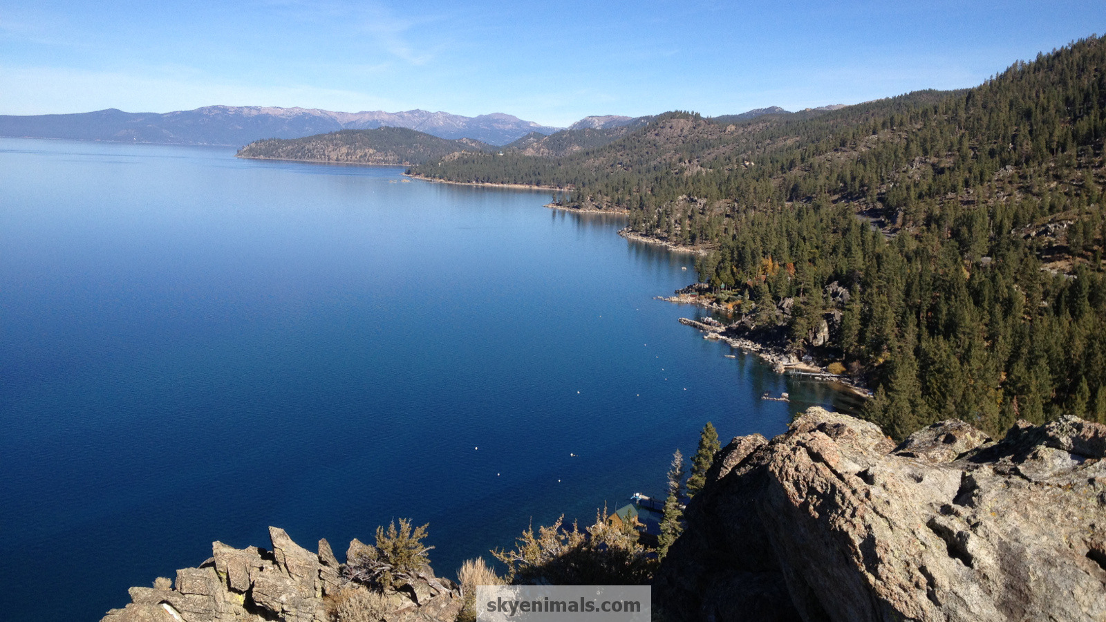 Free Lake Tahoe Wallpaper Images