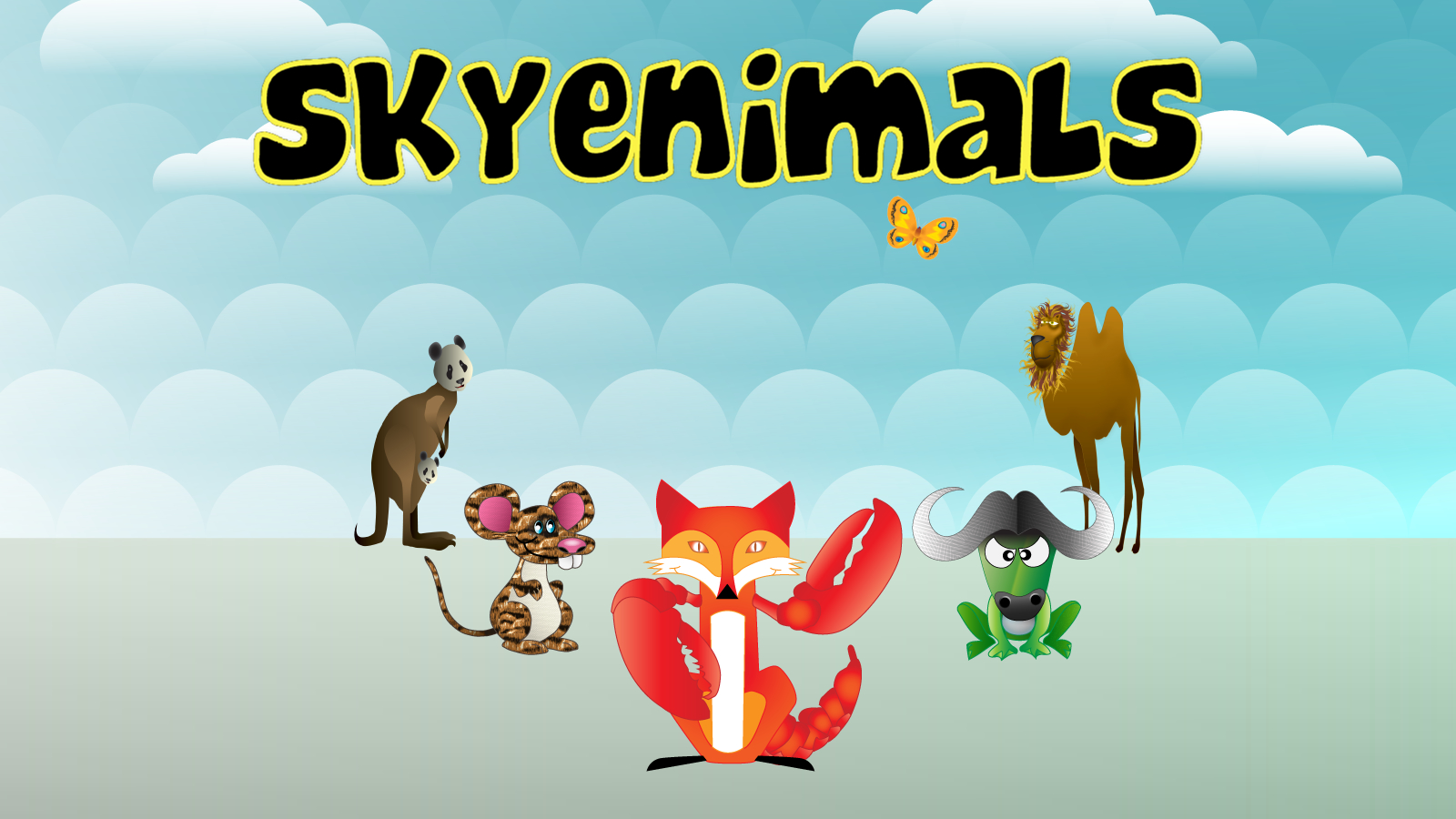 free skyenimal wallpaper images